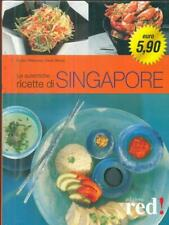 The Authentic Recipes Of Singapore Wibisono Djoko Editions Red! 2007