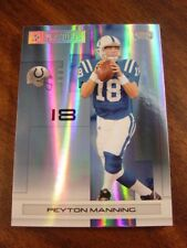 2007 Playoff NFL Silver #/99 Indianapolis COLTS Team Set (6c)