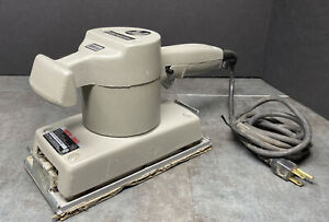Porter Cable No. 505 Type 2 Heavy Duty Half Sheet Finish Sander MADE IN USA