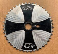 DK IRON CROSS BMX BIKE SPROCKET 44T ALUMINUM MONGOOSE