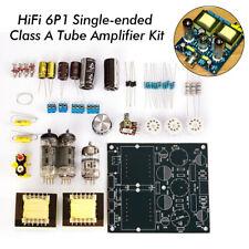 MINI 6N2+6P1 valvola amplificatore a valvole HIFI Single-Ended Classe A Audio Amp Kit fai da te