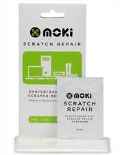 Cleaners: Moki, Scratch Repair - DVD/CD/Game Disc Scratch Repair Kit, Acces...