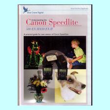 Blue Crane Digital Understanding the Canon Speedlight 580EX / 430EX Training DV