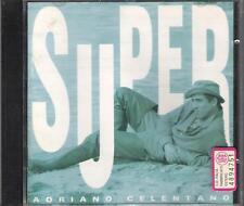 """ADRIANO CELENTANO - RARO CD OMONIMO FUORI CATALOGO """" SUPER BEST """""""