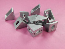10 of t-slot 2020 corner fitting Bracket right angle for tslot 20mm