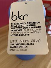 Bkr Little 500ml The Original Glass Water Bottle