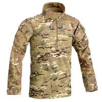 Defcon 5 Lightweight Cool Military Army Uniform Combat Shirt UBACS Multicam MTP