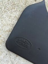 Land Rover Discovery 2 II Mudflap LEFT Front Rear 99-04 OEM Used Driver Side