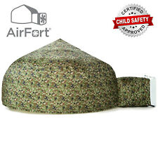 The Original AirFort Build An Air Fort in 30 Seconds Jungle Camo Inflate a Fort