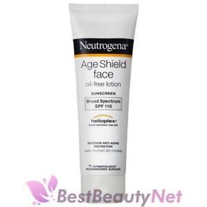 Neutrogena Age Shield Face Oil-Free Lotion SPF 110 3oz / 88ml