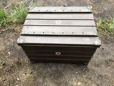 Zarges kiste A20 Zargesbox  BW Kiste Box robust A20 alte Generation stabil grün