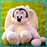 "Disney Minnie Mouse Easter Bunny 12 1/2"" Plush Doll Toy brand new with tags"