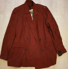 Womens Next Tailoring Blazer Bnwt Rrp £62 Size Uk 16