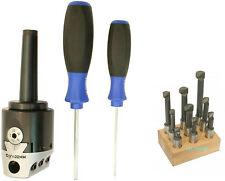 33049 GG-Tools Ausdrehkopf Ausbohrkopf Ø50mm MK3 - Drehmeissel