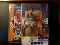 🏀NBA - Series 3 - Mike Bibby Sacramento Kings - McFarlane Action Figure - NEW🏀