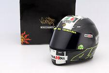 Valentino ROSSI Weltmeister MotoGP Motegi 2008 AGV CASCO 1:2 Minichamps