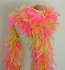 65 Gram Chandelle Feather Multiple Color Boas 25+ Patterns to pick up from