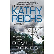 Devil Bones: A Novel (Temperance Brennan), Kathy Reichs, 1416525661, Book, Accep