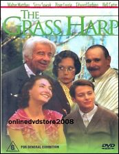 The GRASS HARP (Walter MATTHAU Sissy SPACEK) Comedy Film DVD (NEW SEALED) Reg 4