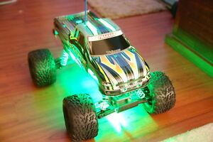 RC LED Lights Green Underbody Glow tubes  YOU PICK 2G-TB