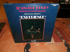 "jean luc ponty experience/g.duke trio""live in los angeles"".lp12""or.fr.ua:29270."