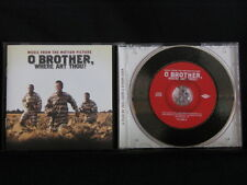 O Brother, Where Art Thou? Film Soundtrack. Compact Disc. 2000. Australia Made