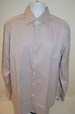 ERMENEGILDO ZEGNA Man's Dress Shirt NEW Size 42 Large Neck 16.5  Retail  $395