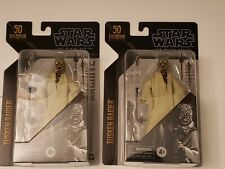 Star Wars Tusken Raider Black Series Archive 6 Inch Action Figure Lot of 2.