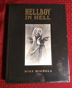 Hellboy In Hell Library Edition by Mike Mignola: New