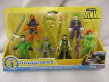 Fisher Price Imaginext Villains of Gotham City pack set NEW Deathstroke Ras al