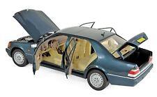 Mercedes S 600 W140 1997 grün metallic 1:18 Norev 183593 neu & OVP