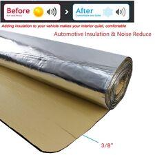 Automotive Thermal Sound Deadener Car Heatproof Insulation Noise Block Material