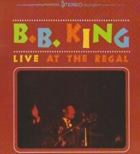 BB King Live at The Regal 180g LP Vinyl Remastered From MCA Tapes B.b.king
