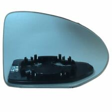 Para bmw e46 Coupe//CAB espejo de cristal derecha exterior asphärisch azul beheiz