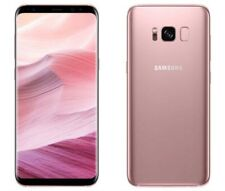 Samsung Galaxy S8 - 64GB  - Rose Gold - (Unlocked) - Excellent Condition