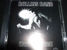 The Rollins Band Hard Volume (Shock Australia) CD