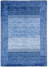 Tapis bleu indiens pour la maison, 160 cm x 230 cm