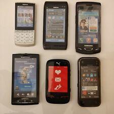 LOT TELEPHONE *** FACTICE *** Smartphone XPERIA SAMSUNG NOKIA