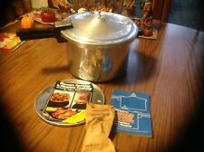PRESSURE COOKER STAINLESS STEEL By Presto 6 QT. NEW