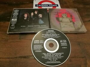 Voivod - Dimension Hatross Noise International 1988 No Barcode Cd Perfetto