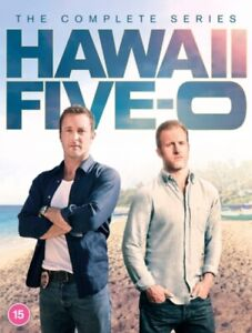 HAWAII FIVE-O Hawaii five-0 The Complete Series 1 - 10 DVD Box set R4 New