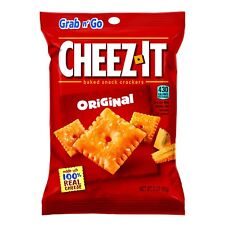 Sunshine Kellogg's Cheez It Original Crackers 3oz 6count (Pack Of 6)