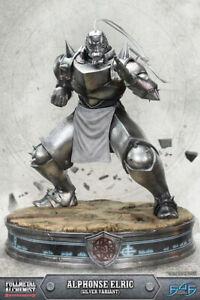 Statua Alphonse Elric Manga Fullmetal Alchemist Silver Brotherhood collezione