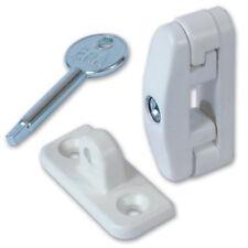 ERA 809-12 Window Swing Lock - White