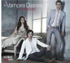The Vampire Diaries Calendar 2013 Love Sucks - unused and still in original wrap