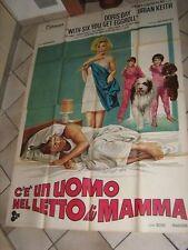 DORIS DAY,C'E' UN UOMO NEL LETTO DI MAMMA,MANIFESTO