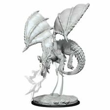 Dungeons & Dragons: Nolzur's Marvelous Unpainted Minis: Young Blue Dragon