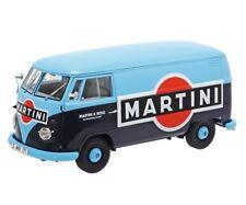 "Schuco 1:18 450028500 VW T1 Transporter ""Martini"" NEU OVP"