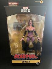 Marvel Legends Deadpool Wave Shiklah Figure NO BAF Piece X-Men Wolverine Cable