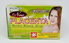 New PSALMSTRE PLACENTA Advanced Whitening Herbal Papaya Soap 135g USA Seller